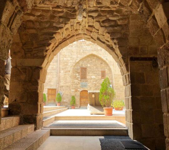 El Kikhia Mosque
