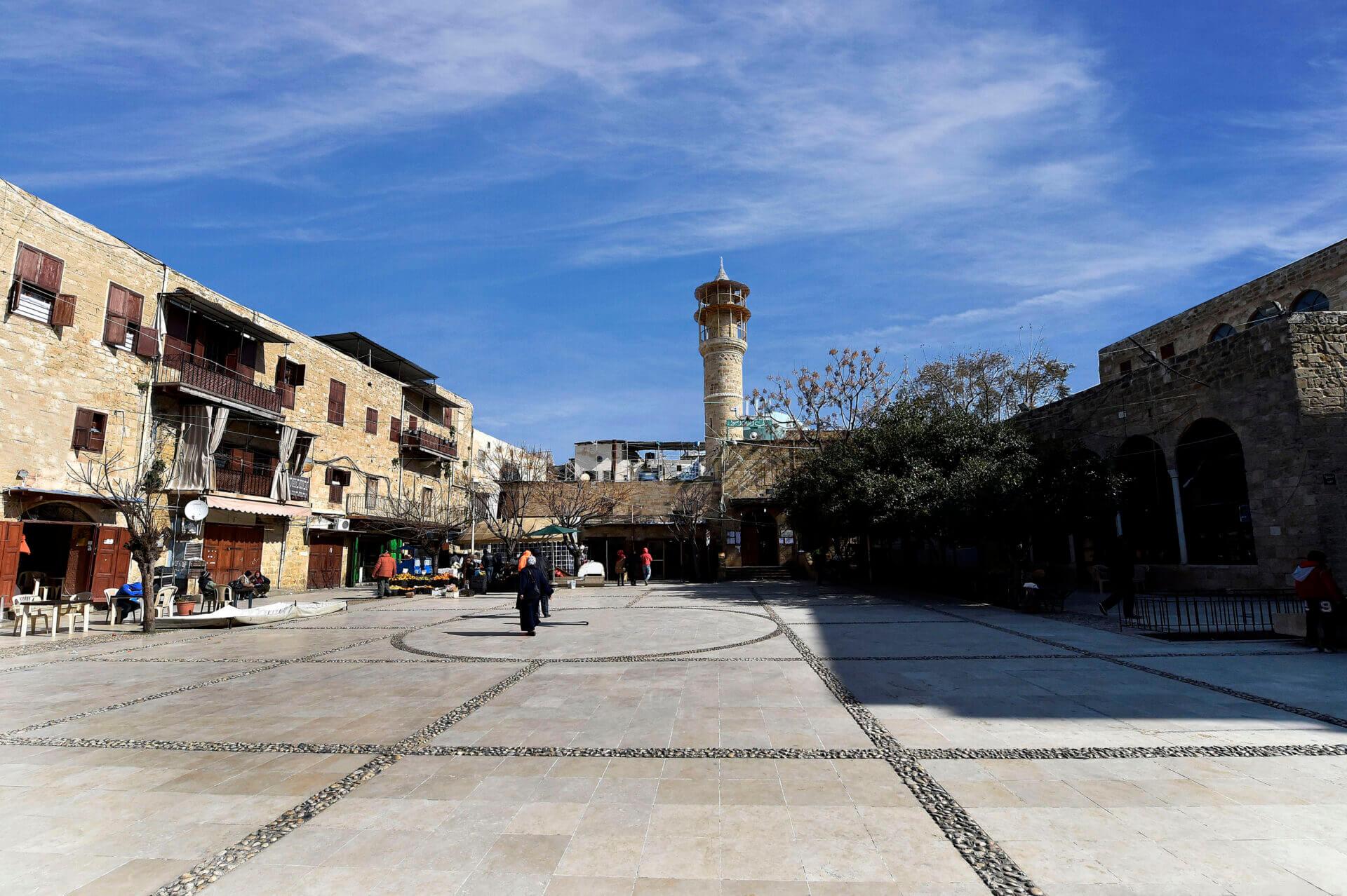 Bab El Saray Square