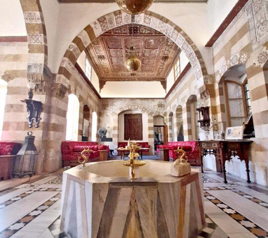 Debbane Palace Museum