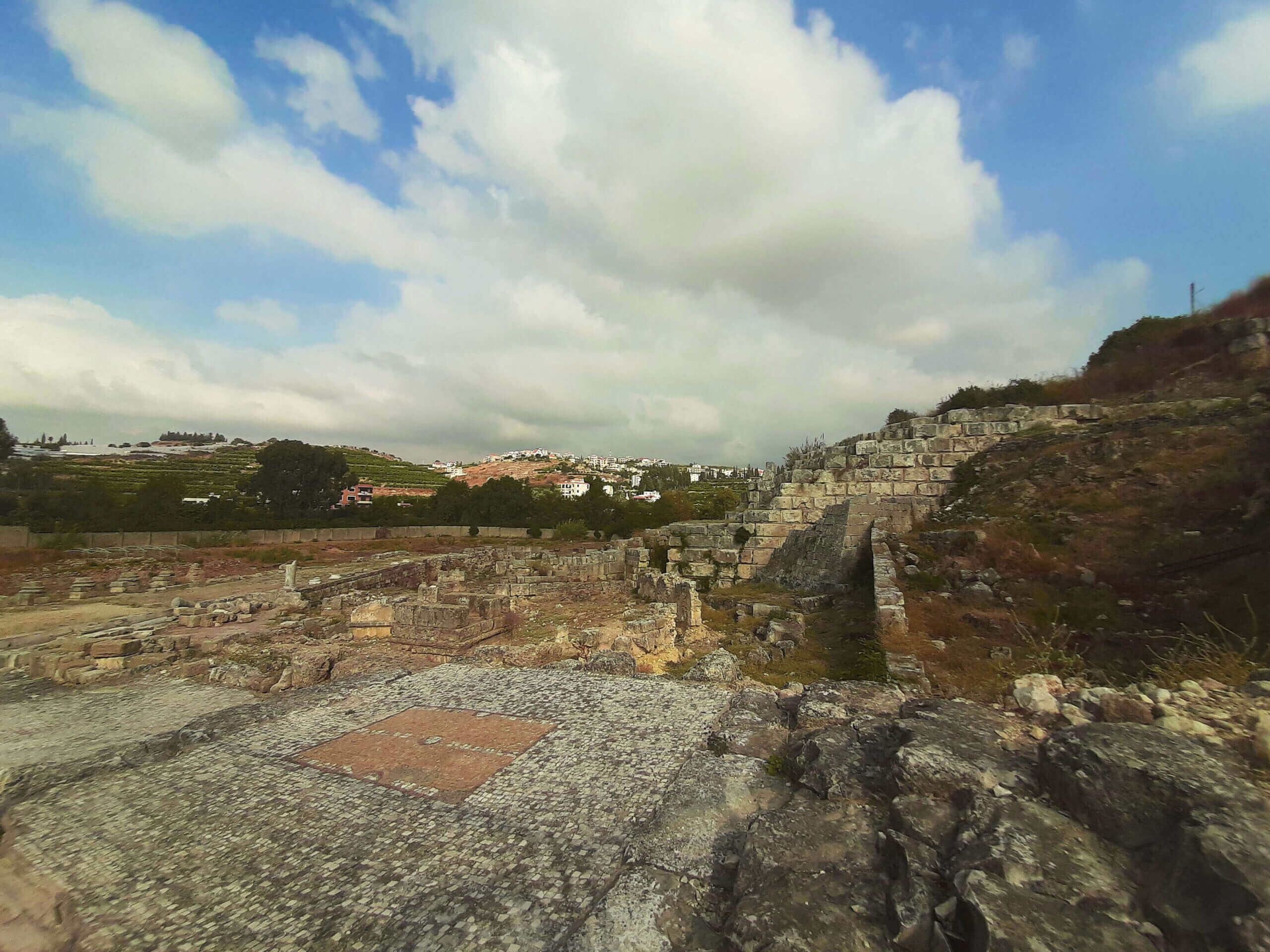 The Temple of Ashmoun