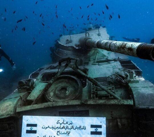 Sidon Underwater Park