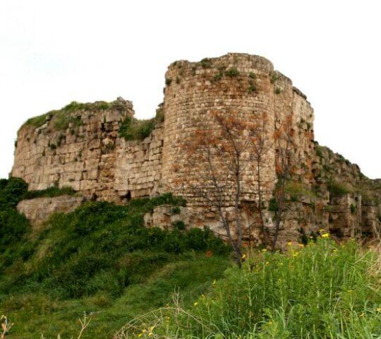 Saida Land Citadel   Saint Louis Castle