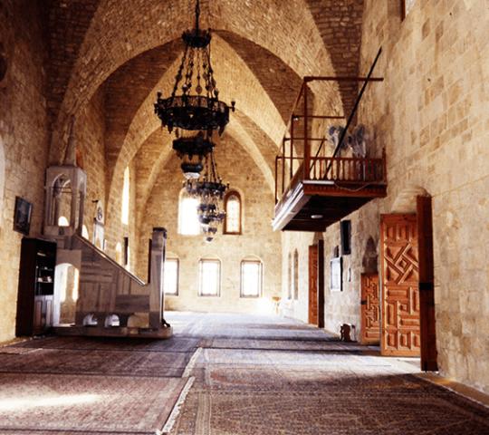Al Omari Great Mosque