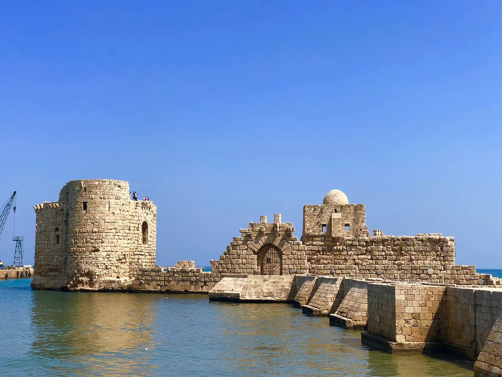 Saida Sea Citadel
