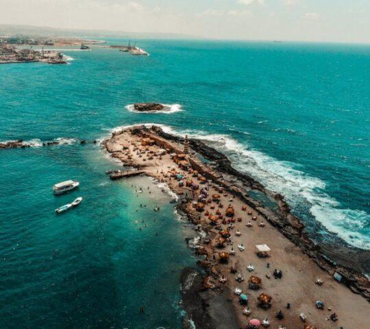 EL ZIREH | SAIDA'S ISLAND