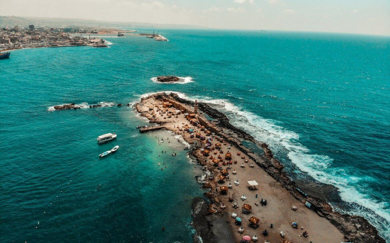 El Zireh | Saida Island