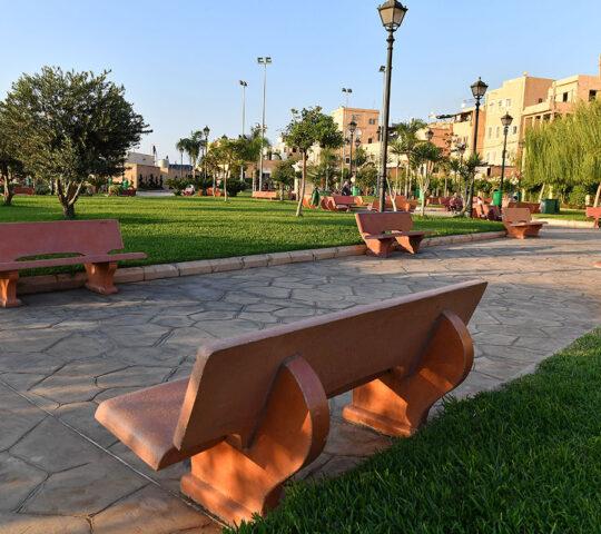 حديقة الشيخ زايد العامة