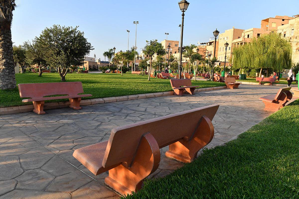 Sheikh Zayed Public Park