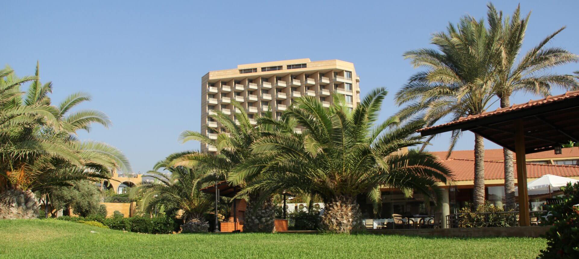 Jiyeh Marina Hotel