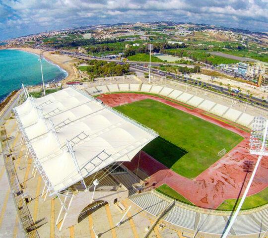 ملعب صيدا الدولي | مدينة رفيق الحريري الرياضية