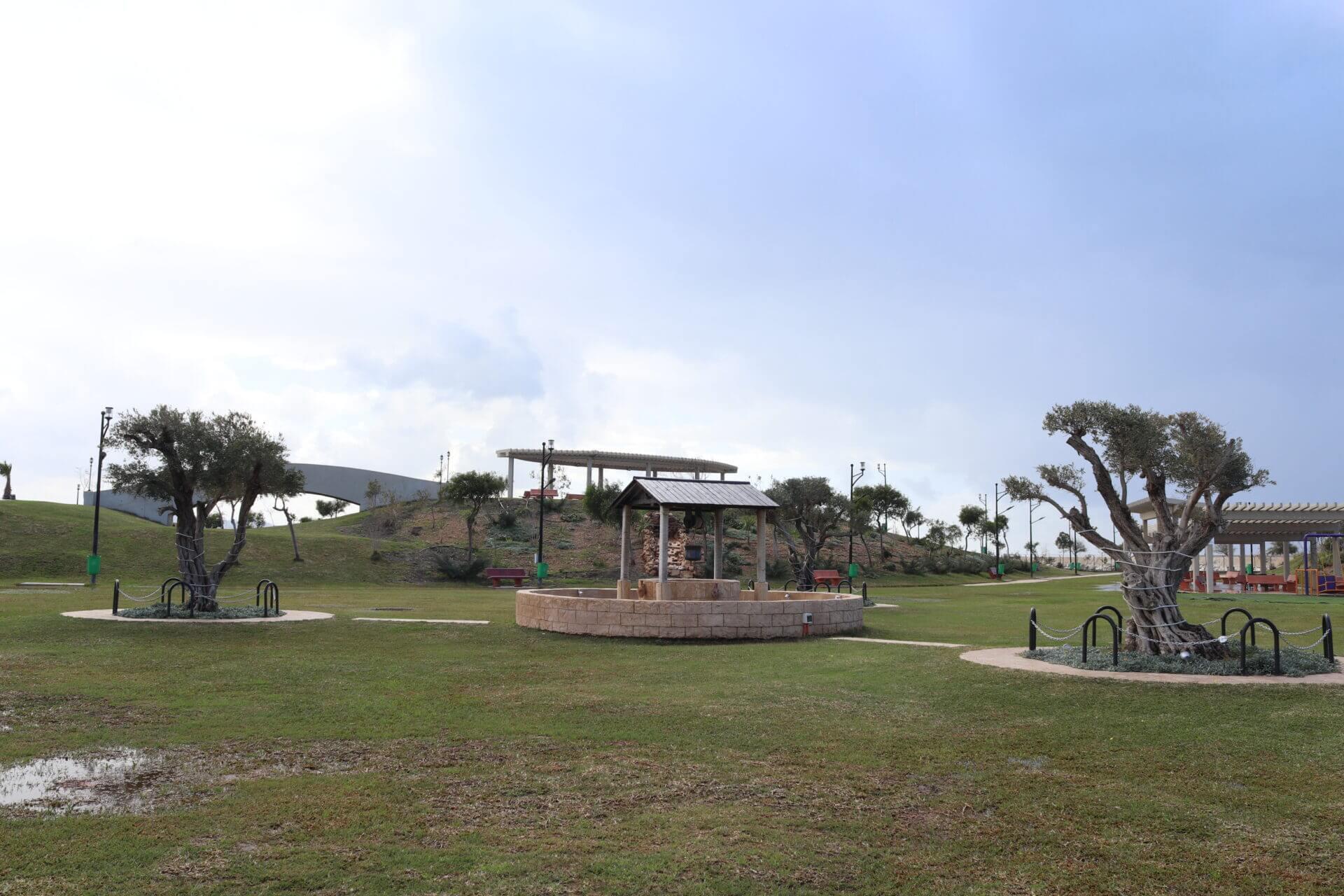 حديقة محمد السعودي العامة